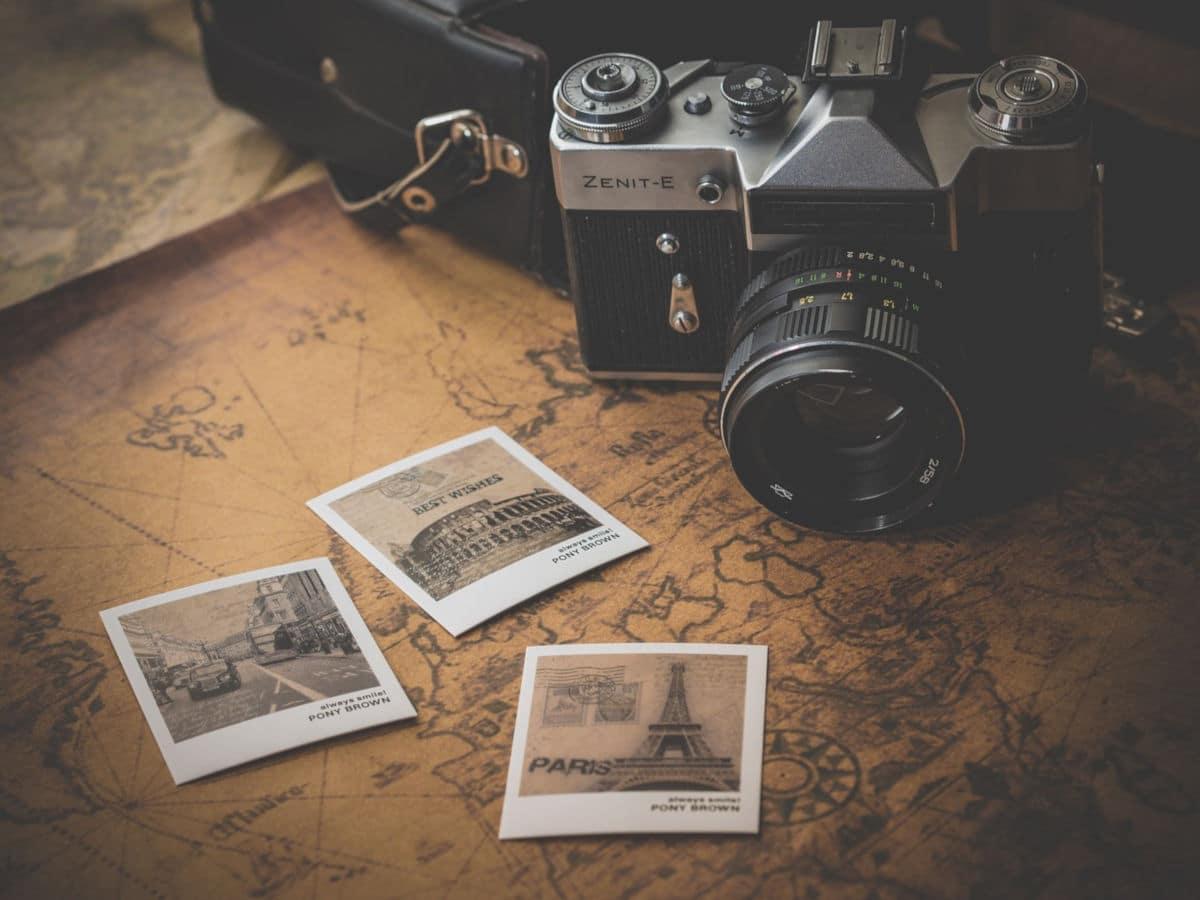Adventure, Journal, Map