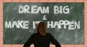 Acceptance and Dream Big
