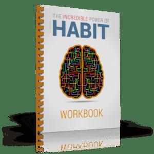 Habit workbook coil binder