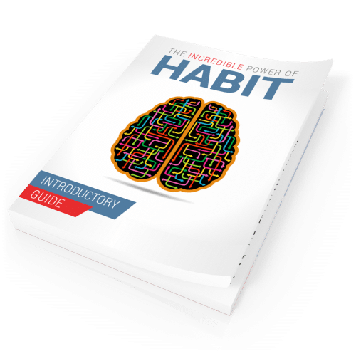 Habit book lying down